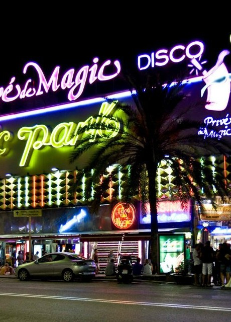 Your night club in Lloret de Mar is Disco Prive