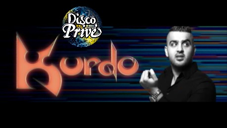 Kurdo in Disco Prive Club Lloret