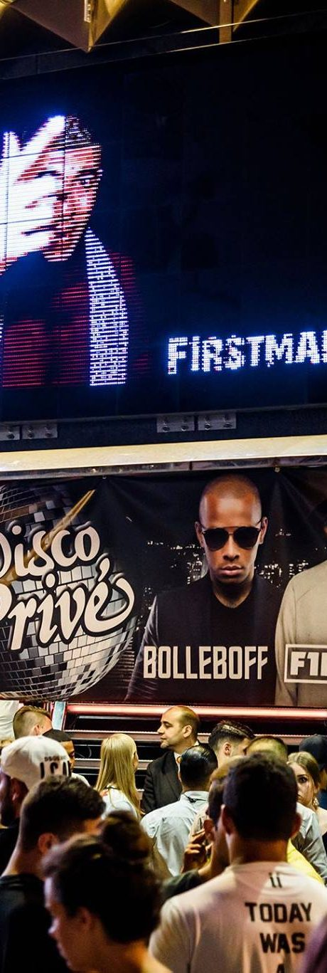 The R&B is at Disco Prive Lloret