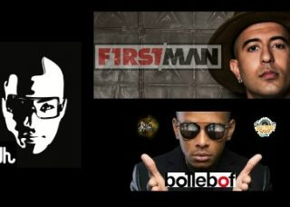 F1rstman, Bollebof & Jayh at Disco Prive Club Lloret