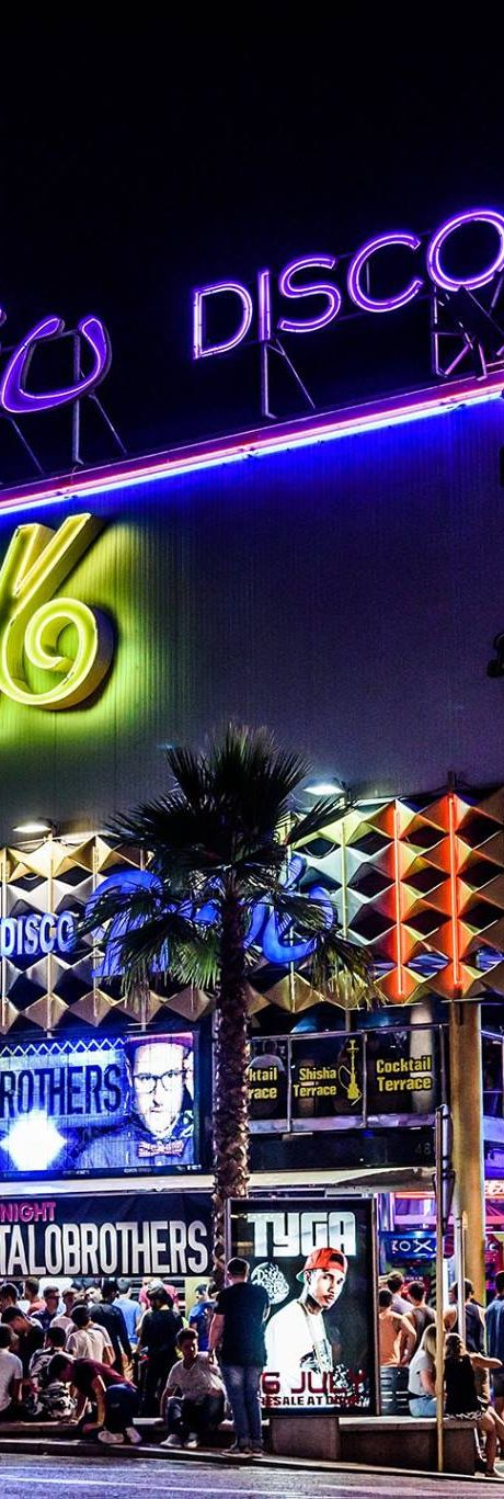 Your Night Club is Disco Prive Lloret