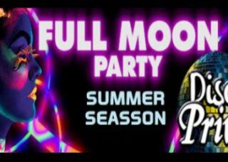 Full Moon Party at Disco Prive in Lloret de Mar