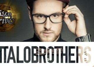 Italo Brothers at Disco Prive LLoret de Mar May 25th 2017